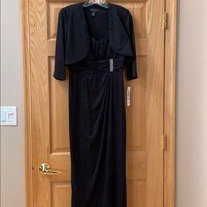 R&M Richards Evening Gown
